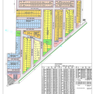 Gulmohar City Layout Plan