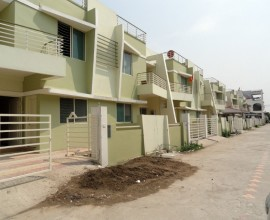 125 syd. Beautiful Villa , Duplex House For sale in Derabassi ₹ 24.7lac only