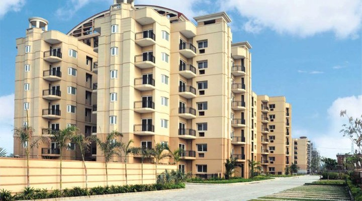 Residential property sale - 3 bhk Flat - IN Ats Derabassi