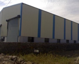 1200 Sq.yard. Industrial Shed For sale in derabassi in Industrial area derabassi .