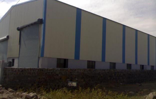 1200 Sq.yard. Industrial Shed For sale in derabassi in Industrial area derabassi .