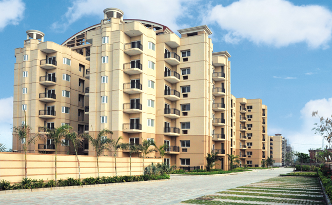 Ats Flats Derabassi - 4 bhk For Sale - 55 Lacs Only (Resale)