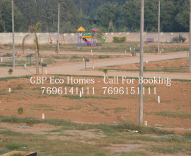GBP Eco Homes Derabassi - Residential Plots For Sale .