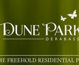 Ubber Dune Park Derabassi - Best Residential Plots - Economical Price