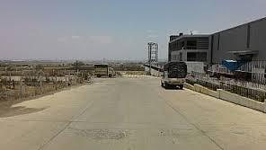 Industrial plot sale in derabassi