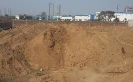 1000 Syd. Red Category Industrial Plot in Derabassi