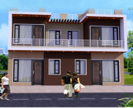 Pride Homes - Duplex house for sale Near chandigarh NearZirakpur