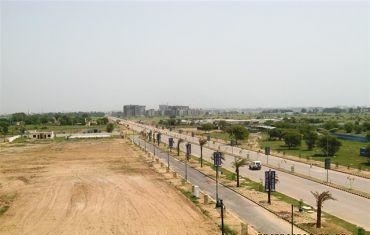 1000 Syd. Industrial Plot On 40 ft. Wide Road