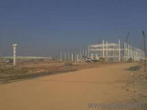 810 Syd. Industrial Plot in Fez Industrial Area Derabassi