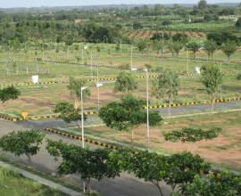 Residential Plots in Riverside Estate