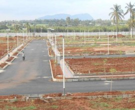 100 Syd. Plot For Sale in Rosewood Estate