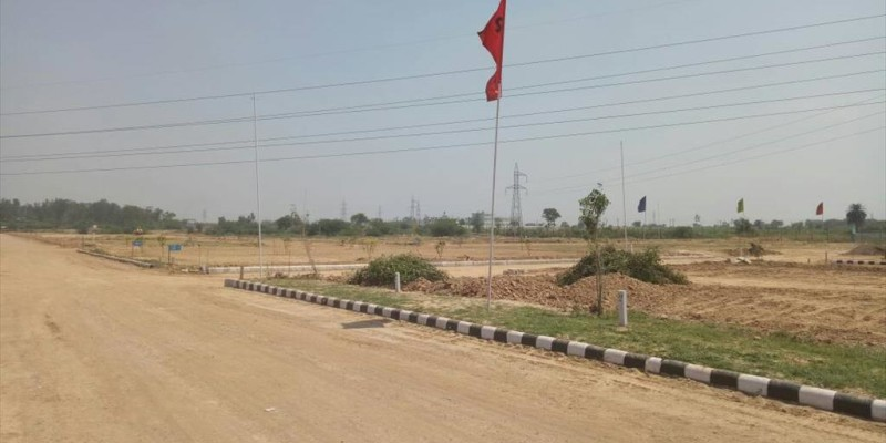 100 Syd. Plots in Zirakpur