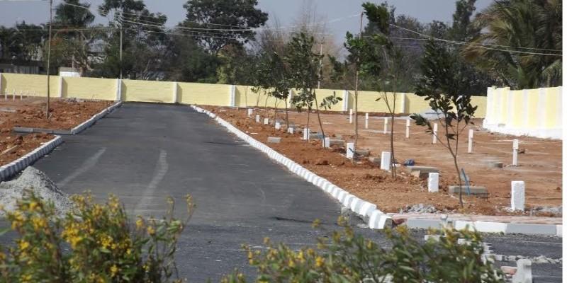 Residential Plots in Aerocity