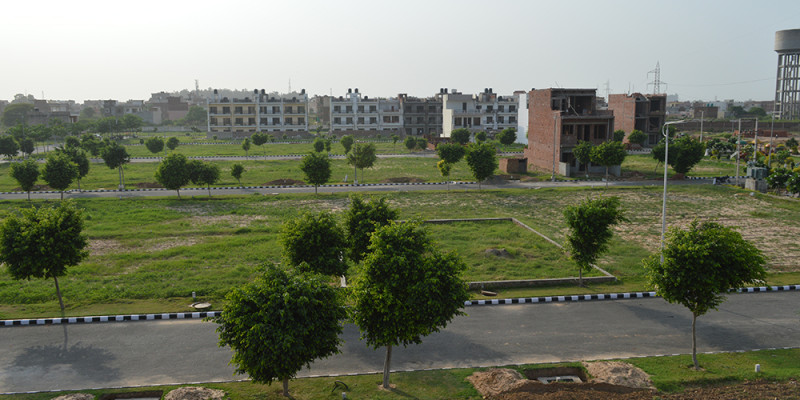 Plots Available in Eco Homes (Resale)