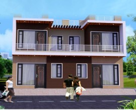 Independent Duplex For Sale in Derabassi
