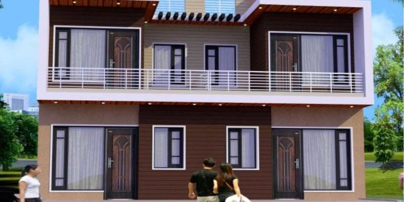 Independent Duplex For Sale in Derabassi