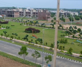 Plots in Gbp Superia Derabassi (Resale)