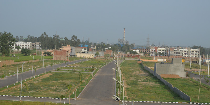 Plots Available in Gbp Rose Valley