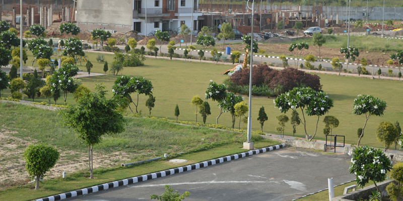Plots For Sale in Gbp Superia