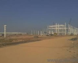 1200 Syd. Industrial Plot Sale in Derabassi