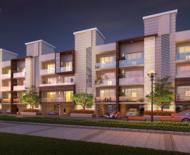 2bhk Flats in Zirakpur