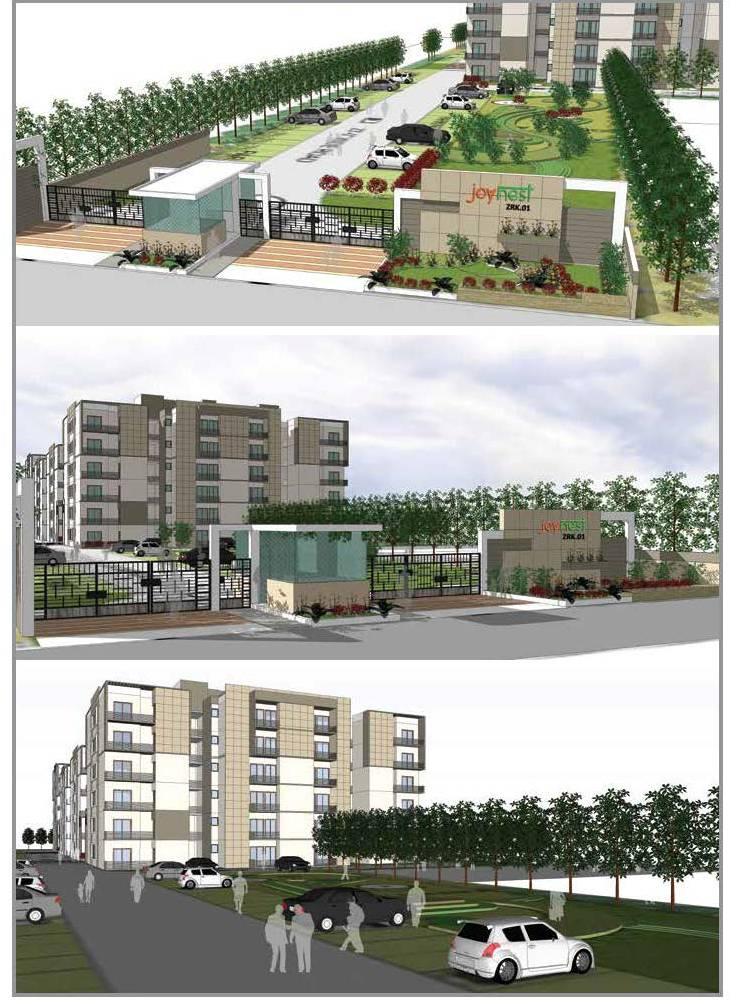 Project Elevations, 1, JOYNEST ZRK.1
