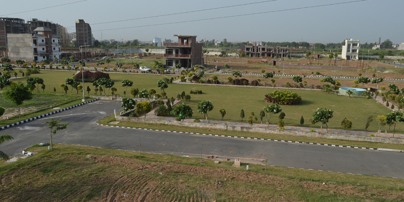 Plots Available in Rose Valley Estate