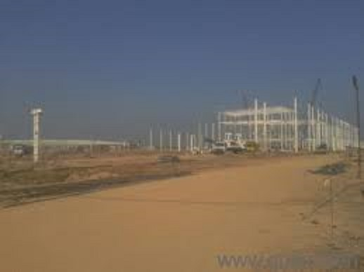 3000 Syd. Red Category Industrial Plot in Derabassi