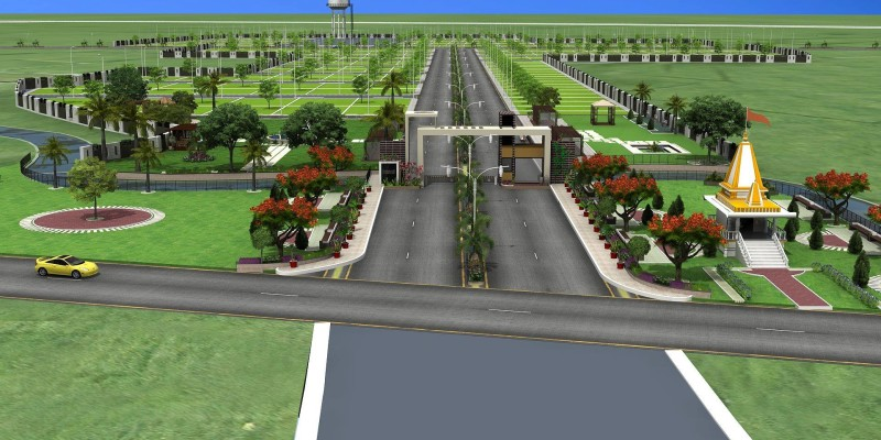 Plots Sale in Tech Town