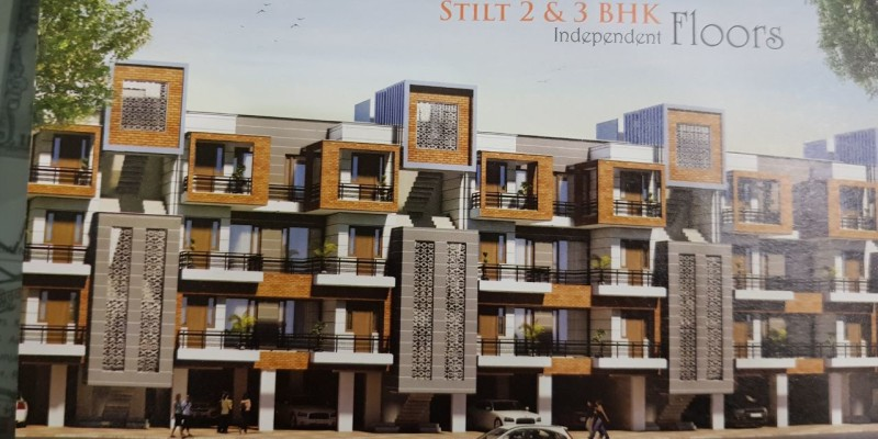 2BHK Flats Sale at Prime Location