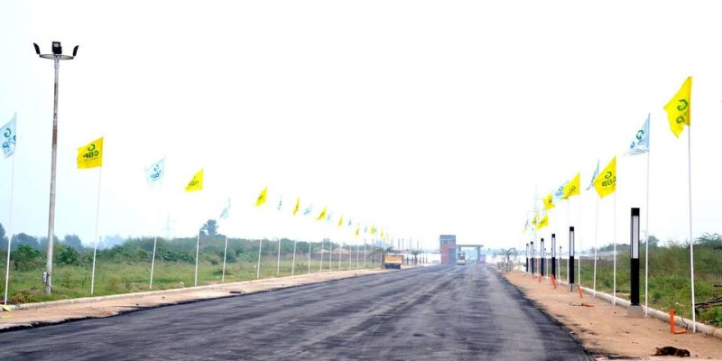 Plots in Gbp Rose Valley