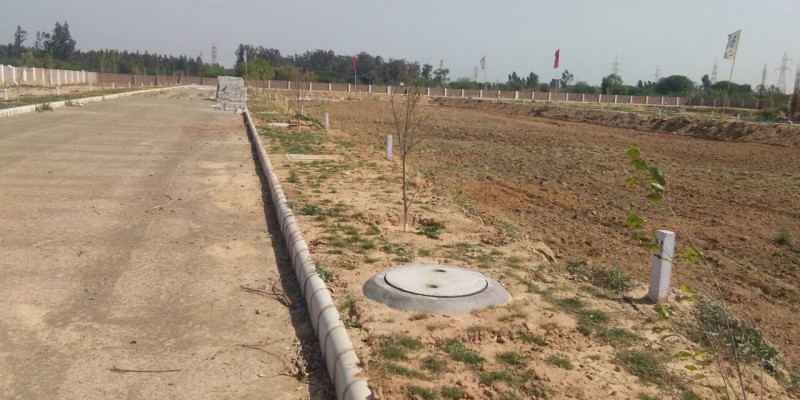 Plots For Sale On Aerocity Road