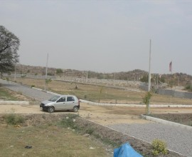 Plots Sale in Gbp Riverside Estate